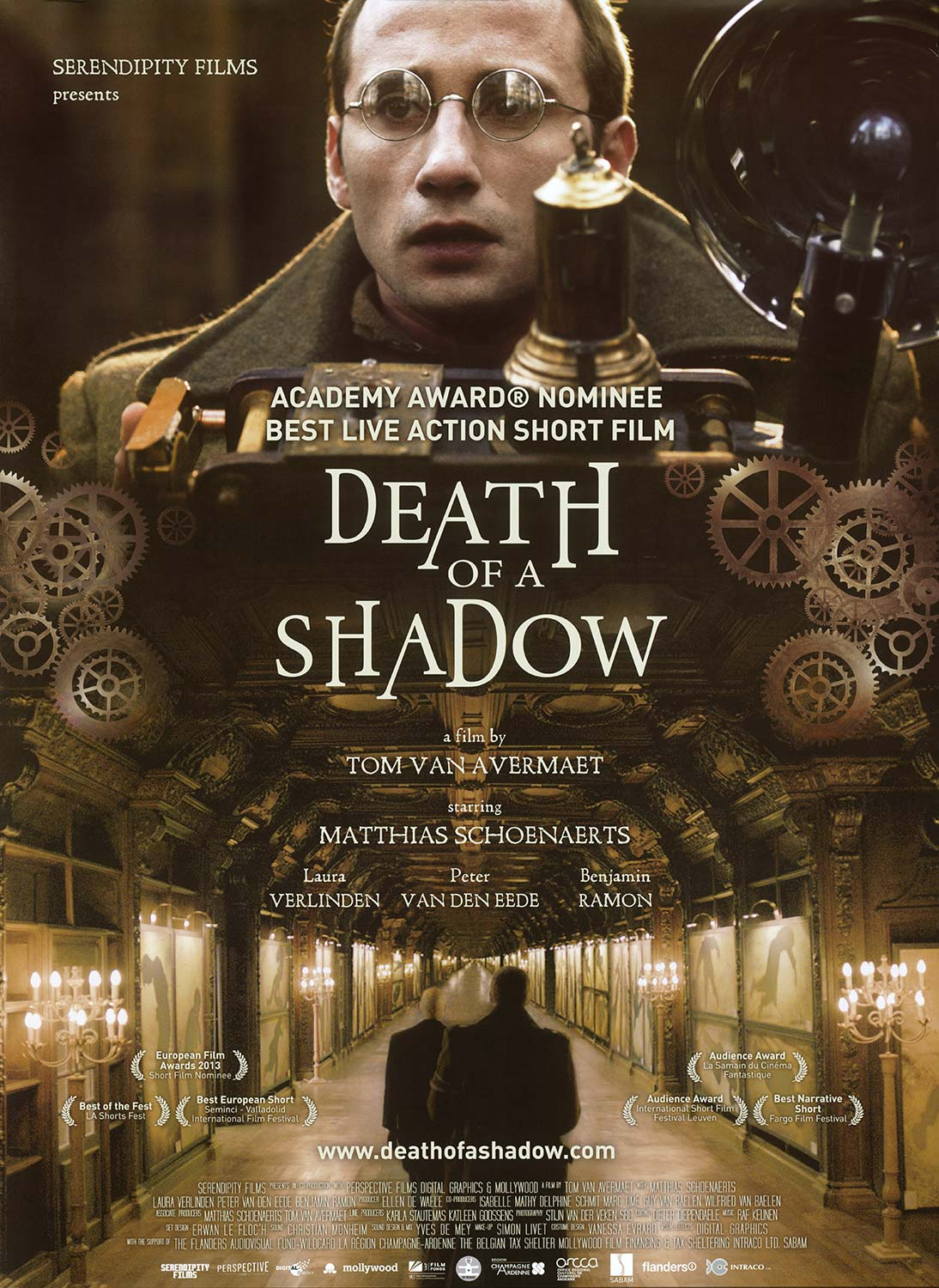 Death of a Shadow Movie Poster