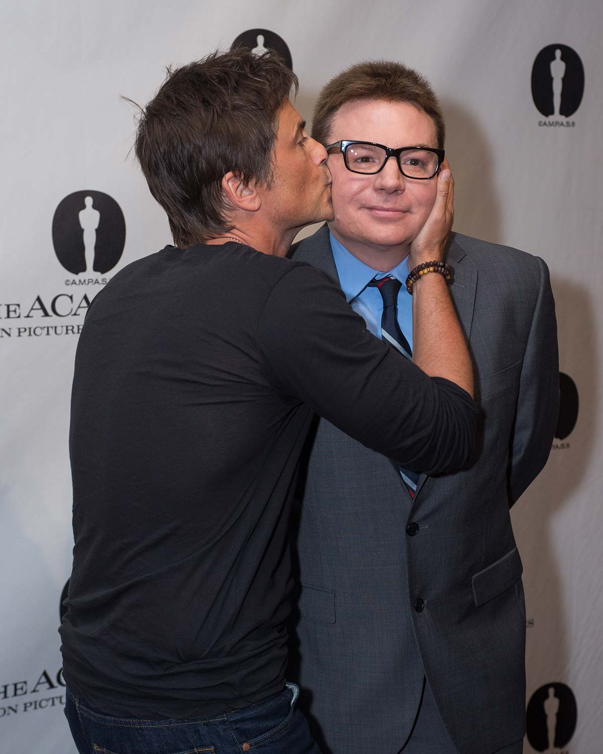Rob Lowe and Mike Myers
