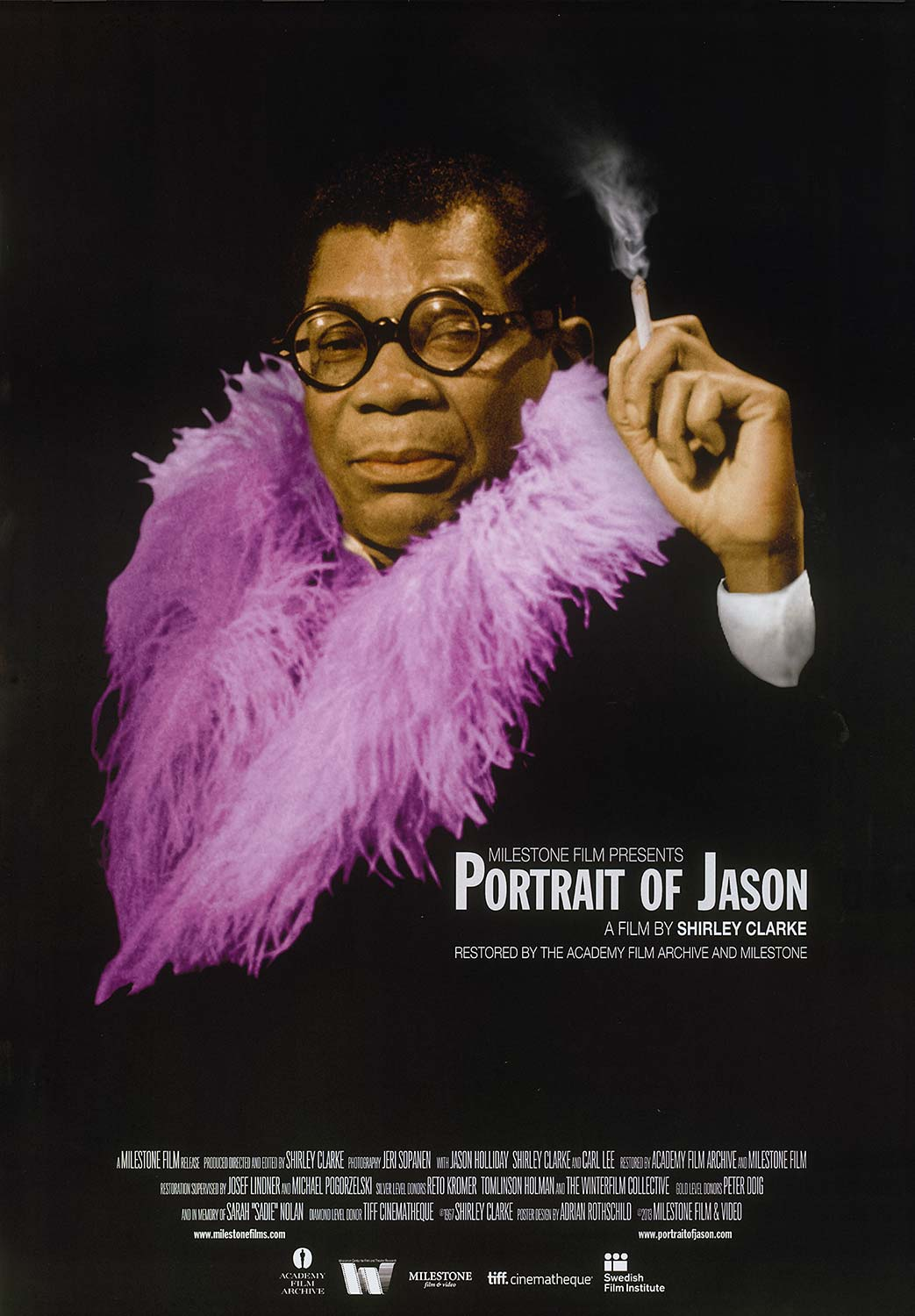 The Portrait of Jason Poster