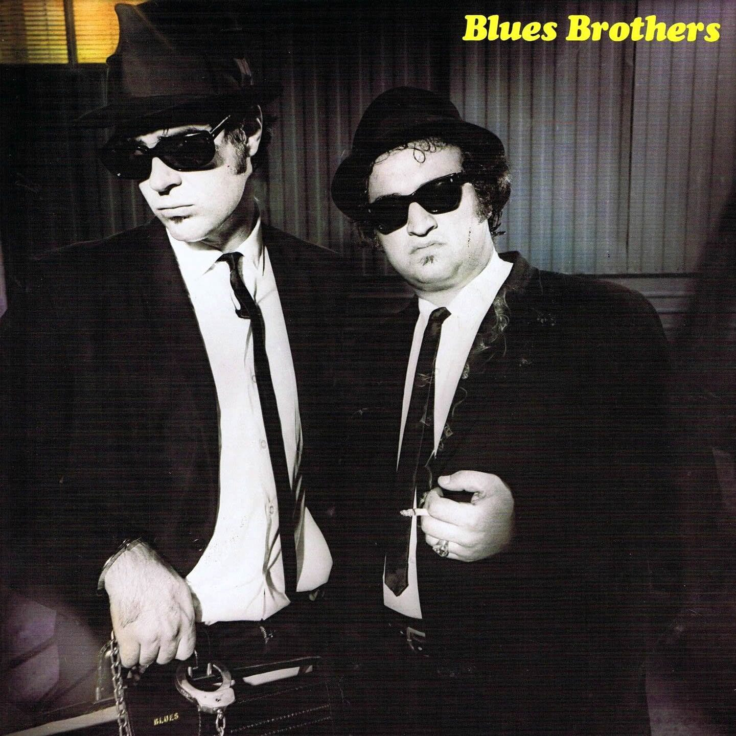 The Blues Brothers act proved so popular they began performing live shows and released an album in 1978.