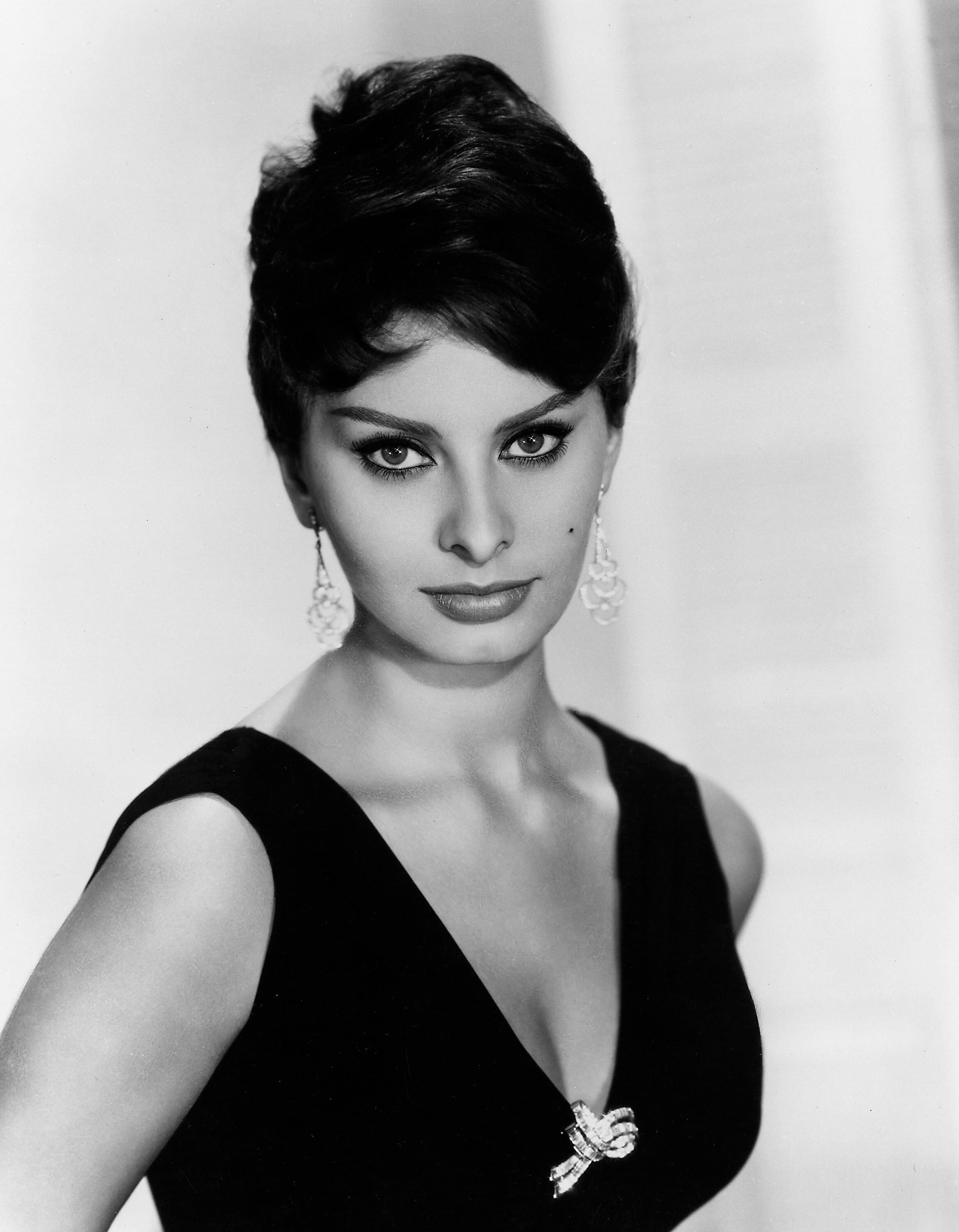 Sophia Loren Oscars Org Academy Of Motion Picture Arts