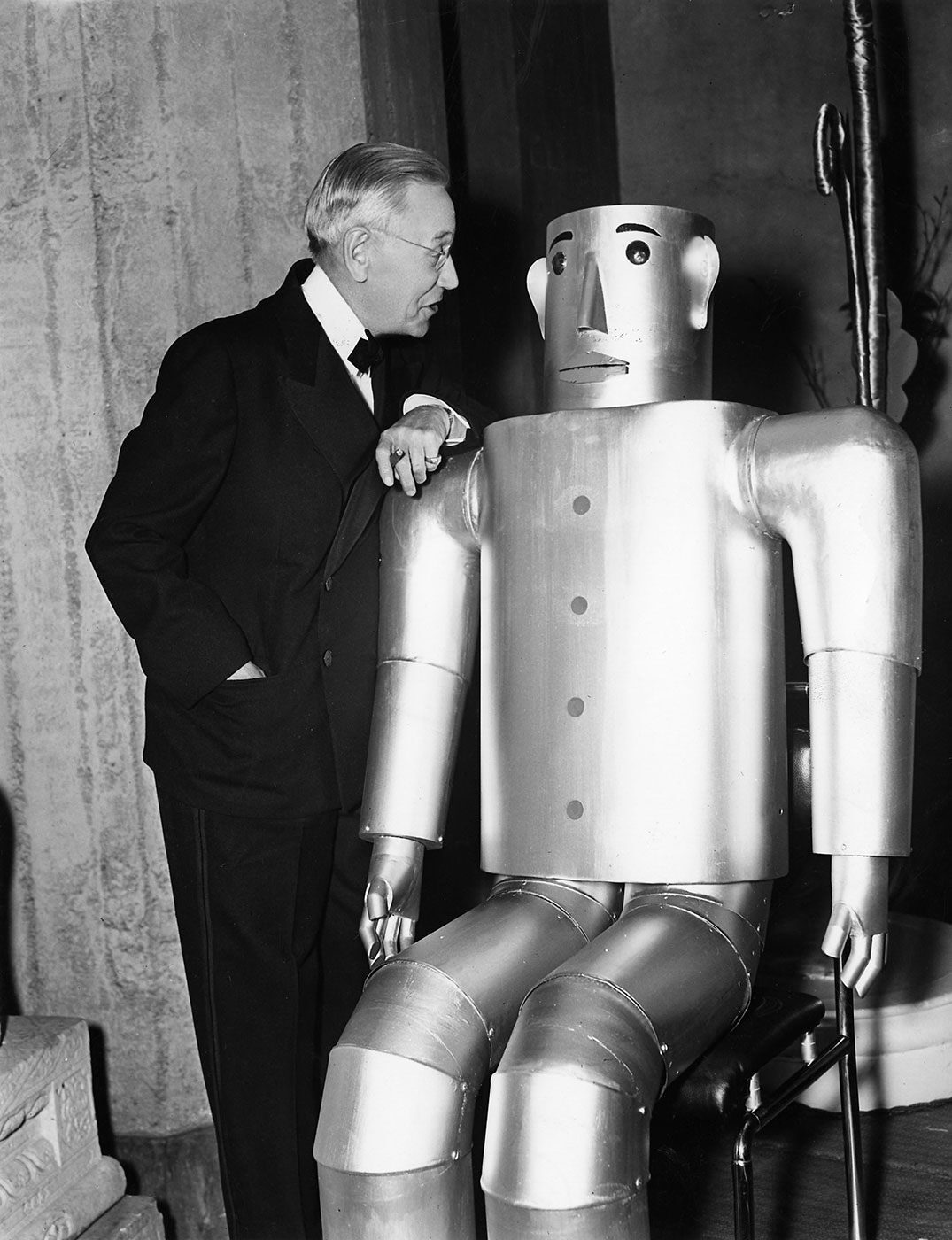 Tin Man - Preliminary Model