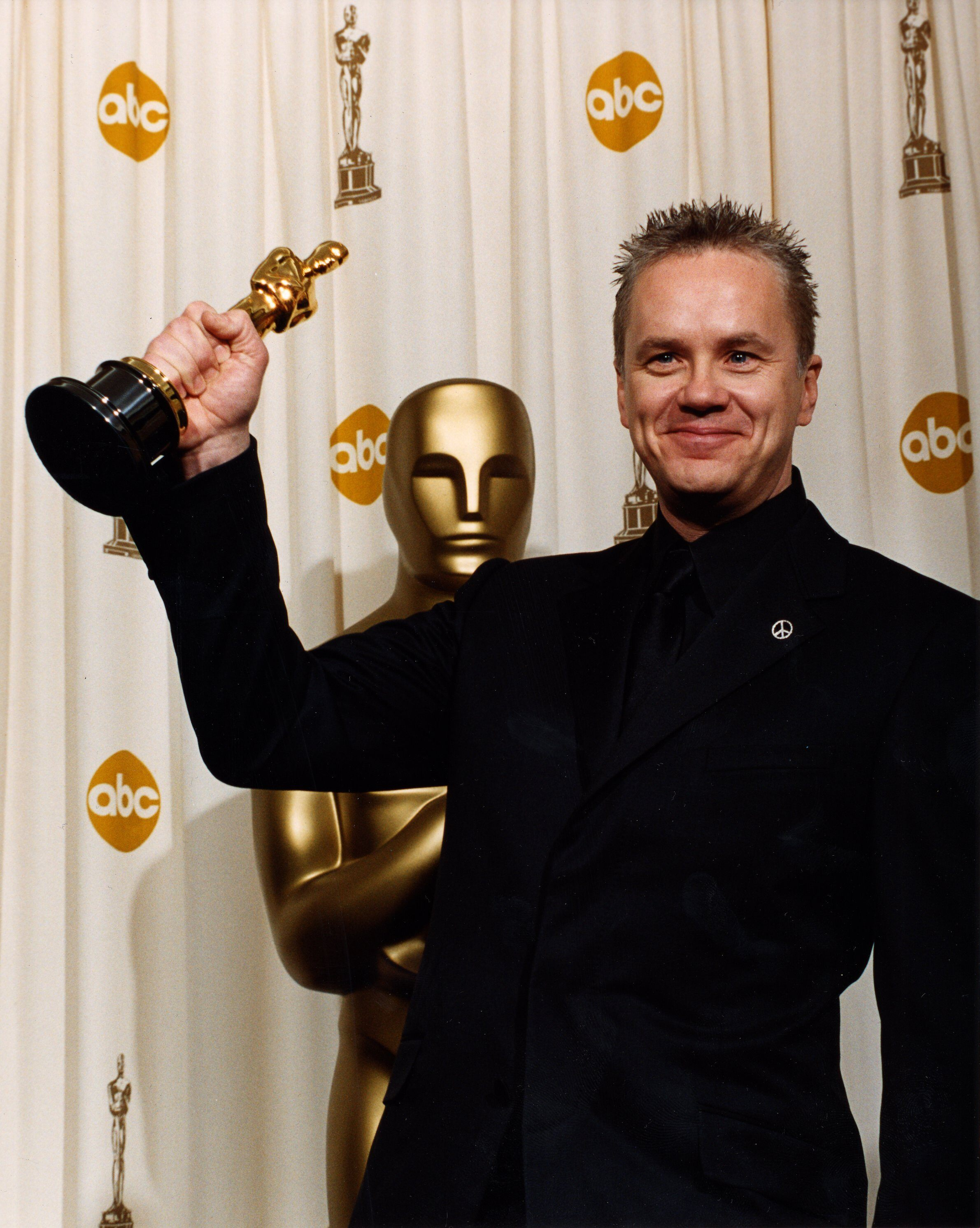"Tim Robbins, Actor in a Supporting Role, ""Mystic River."""