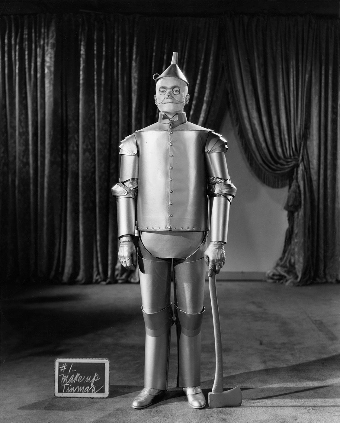 Buddy Ebsen - original Tin Man actor