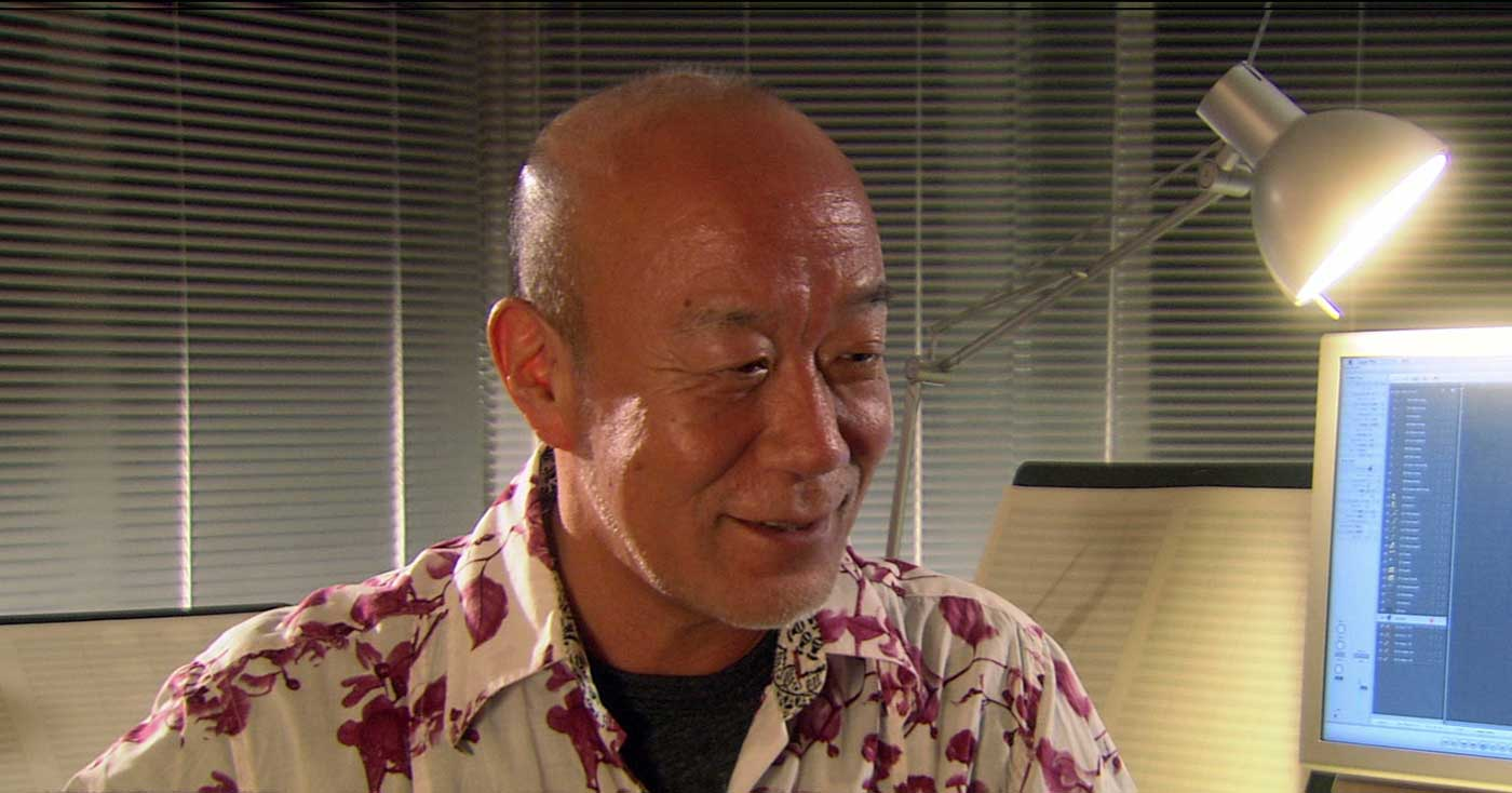 Composer Joe Hisaishi