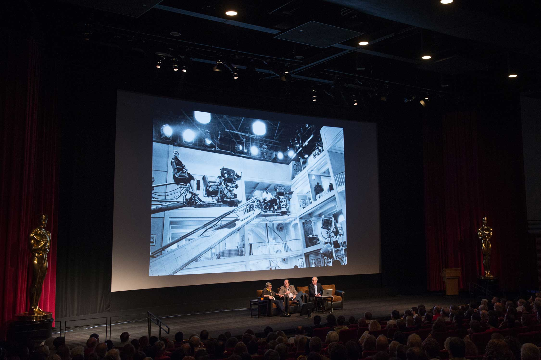 Jerry Lewis delivers laughs and much more at the Academy