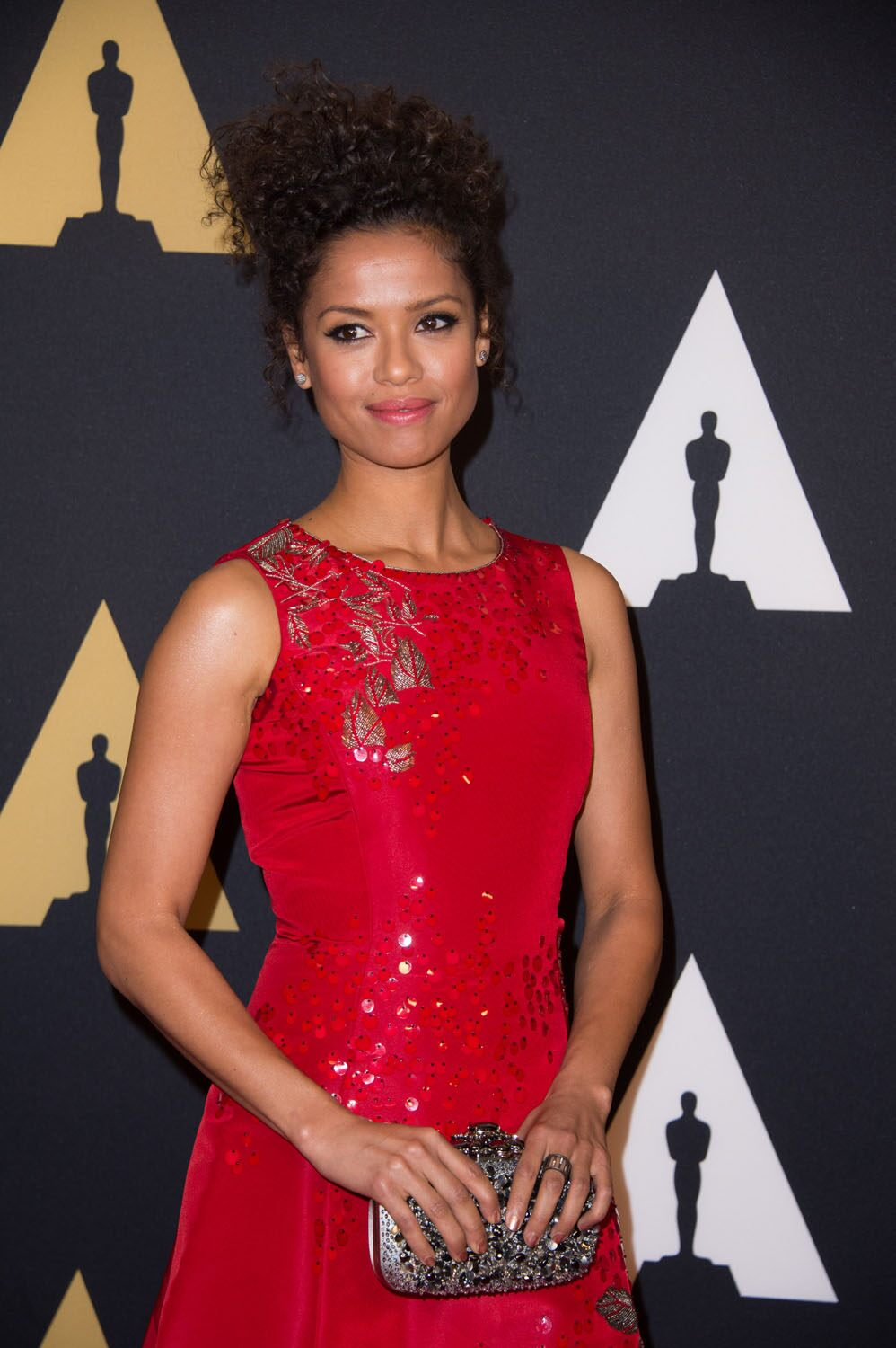 Gugu Mbatha-Raw at the 6th Annual Governors Awards