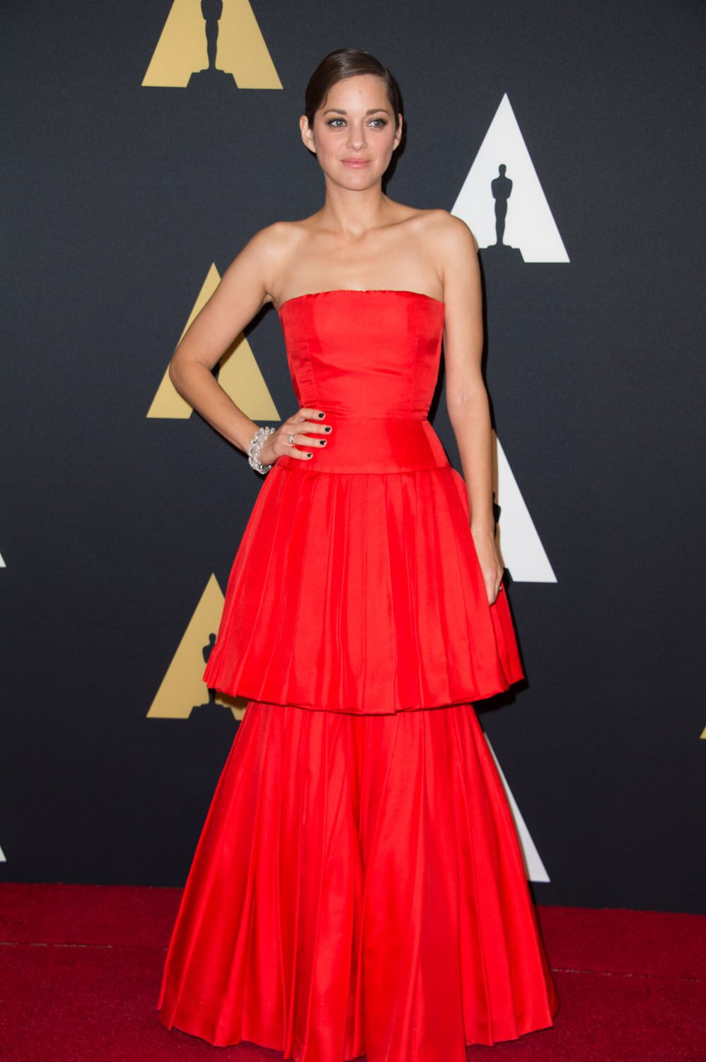 Marion Cotillard at the 6th Annual Governors Awards