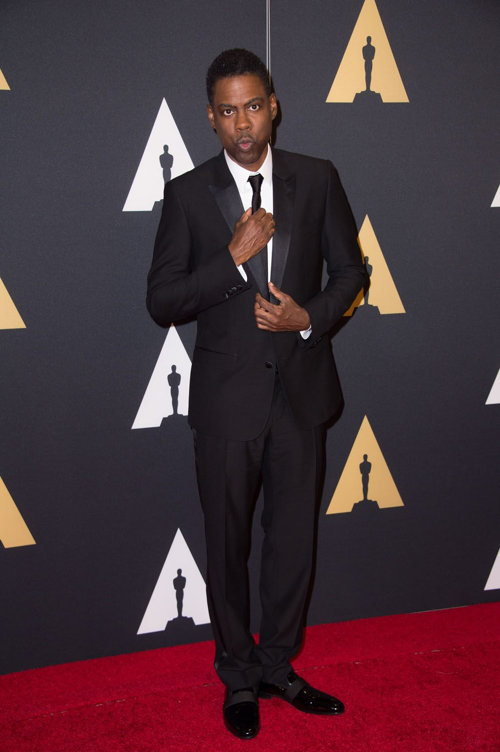 Chris Rock at the 6th Annual Governors Awards