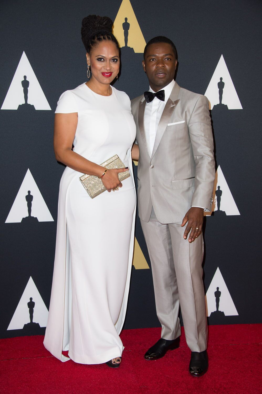 Ava DuVernay (left) and David Oyelowo at the 6th Annual Governors Awards
