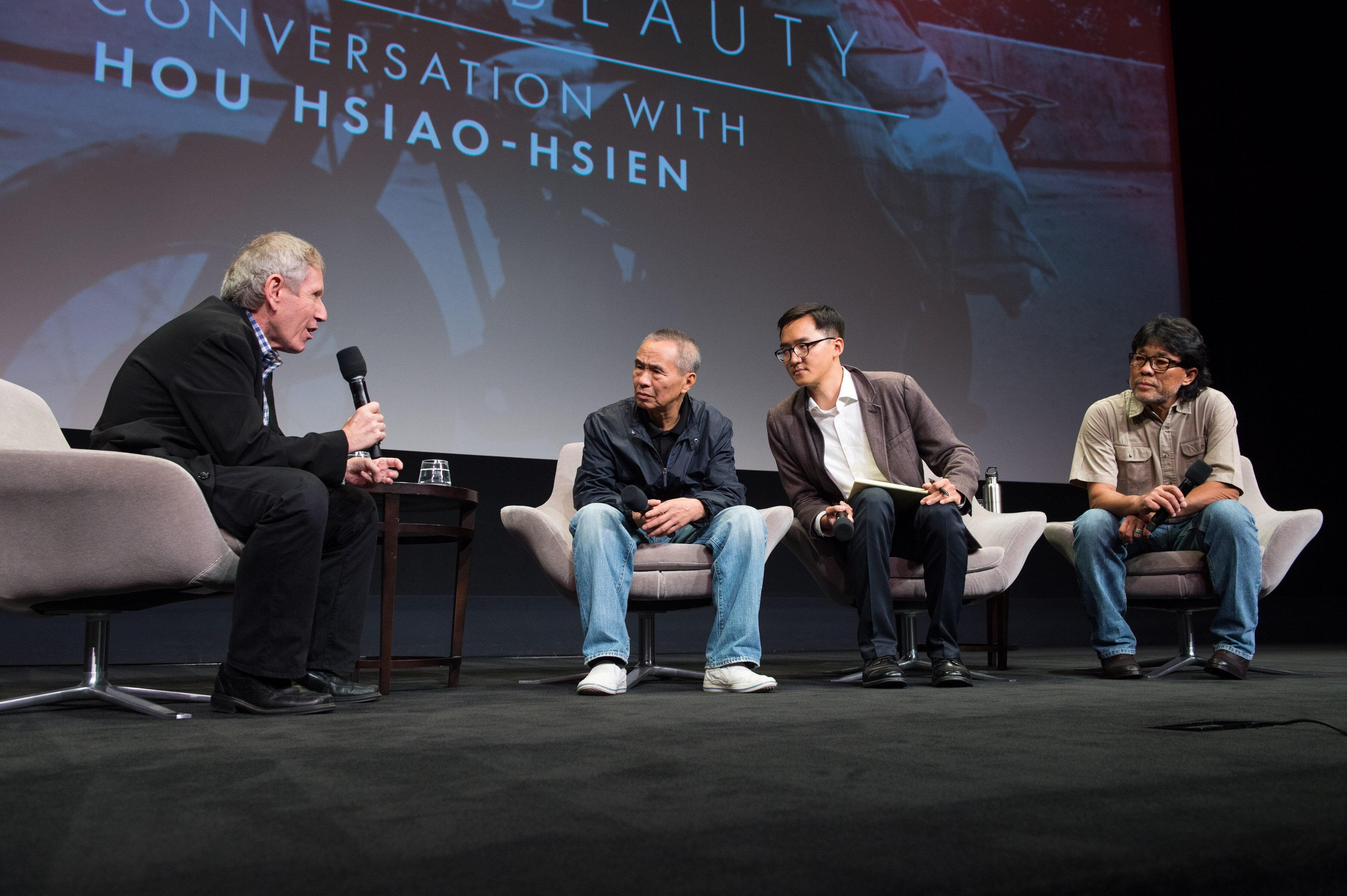 Passing Beauty: A Conversation with Hou Shiao-hsien