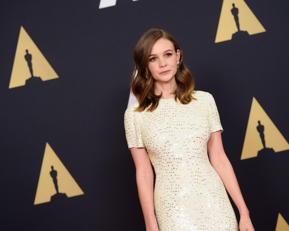 Carey Mulligan attends the Academy's 7th Annual Governors Awards