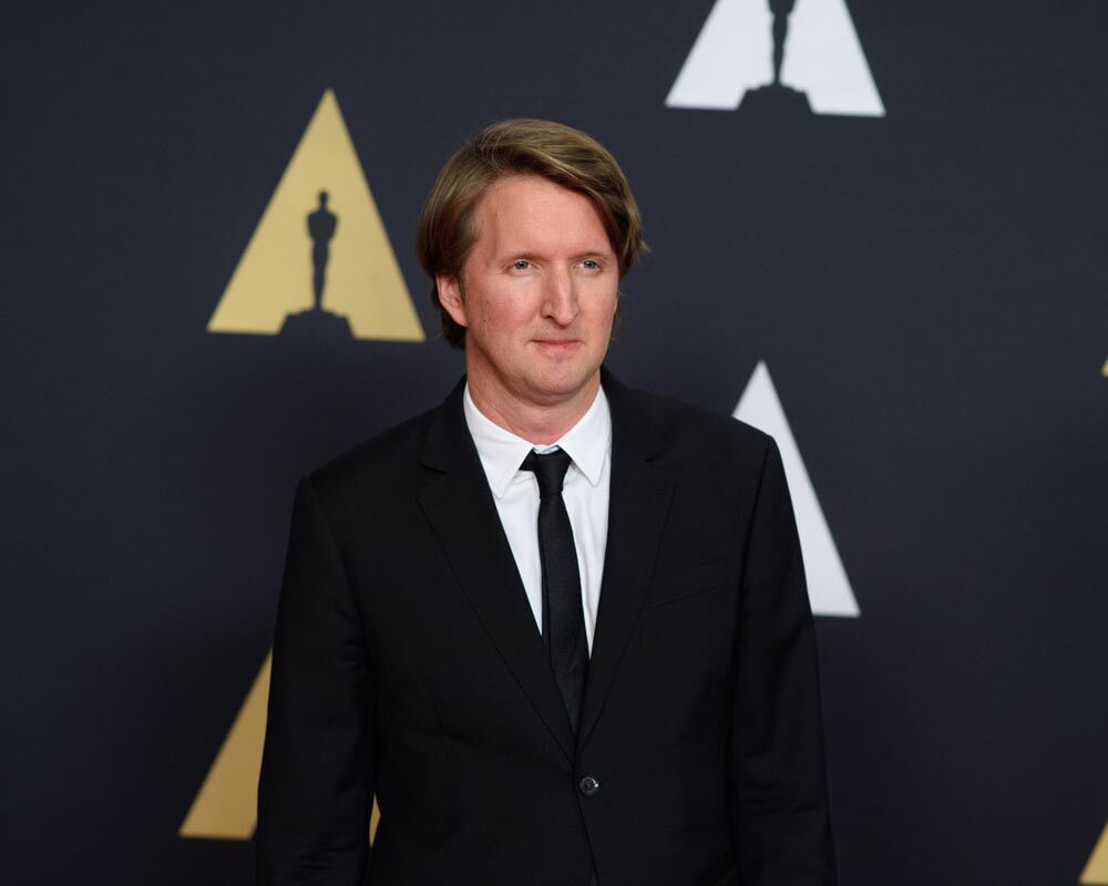 Tom Hooper attends the Academy's 7th Annual Governors Awards