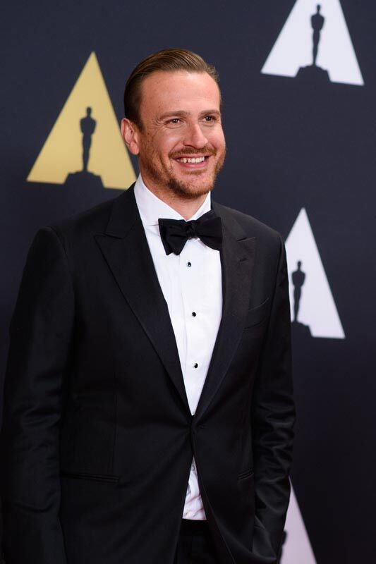 Jason Segel attends the Academy's 7th Annual Governors Awards