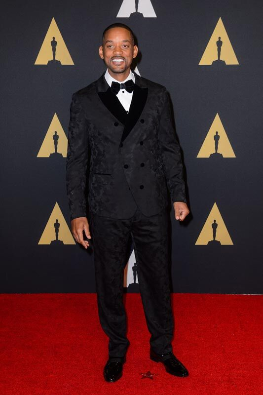 Actor Will Smith attends the Academy's 7th Annual Governors Awards