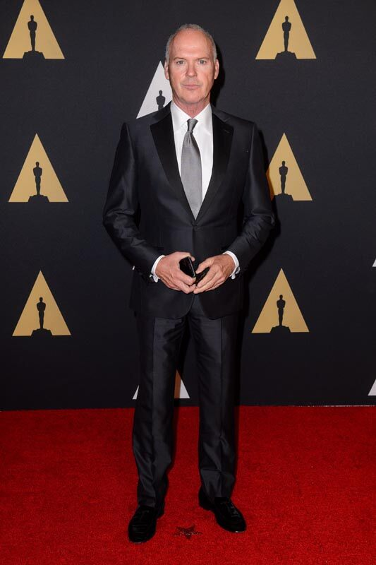 Michael Keaton attends the Academy's 7th Annual Governors Awards