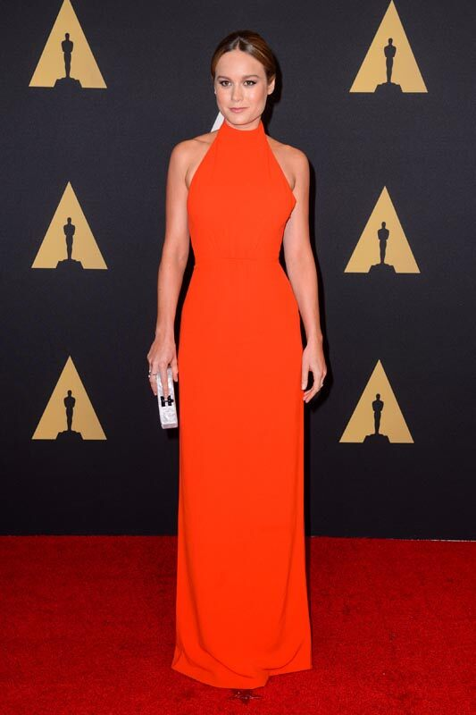 Brie Larson attends the Academy's 7th Annual Governors Awards