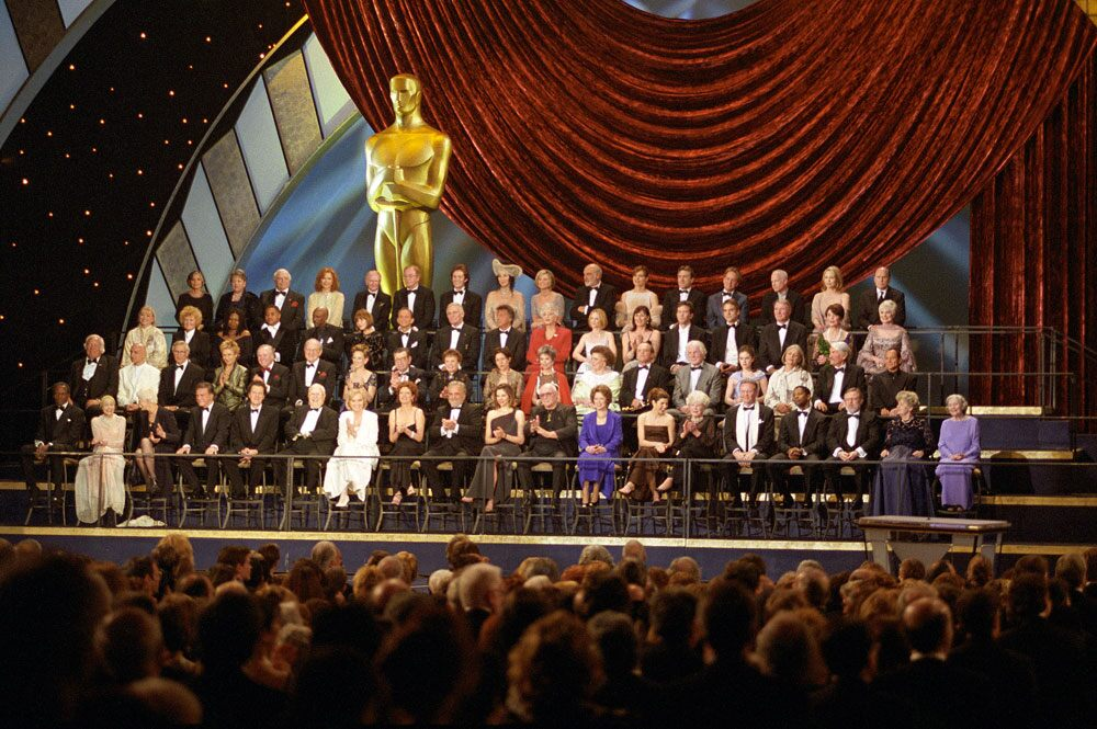 1998 Oscars Org Academy Of Motion Picture Arts And Sciences
