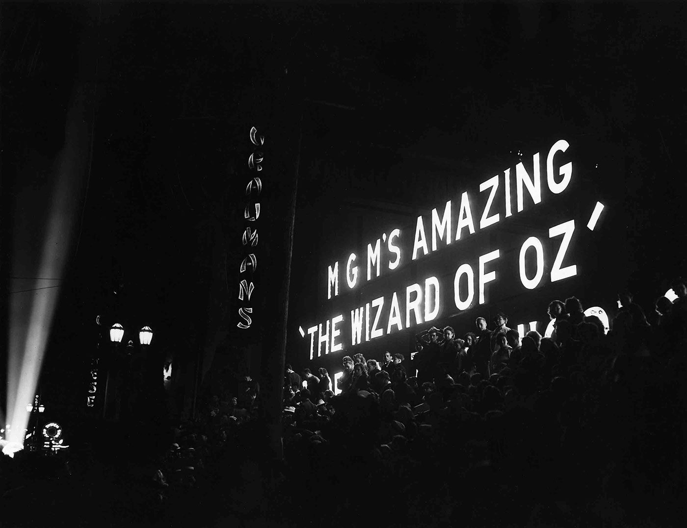 """The Wizard of Oz"" - Premiere"