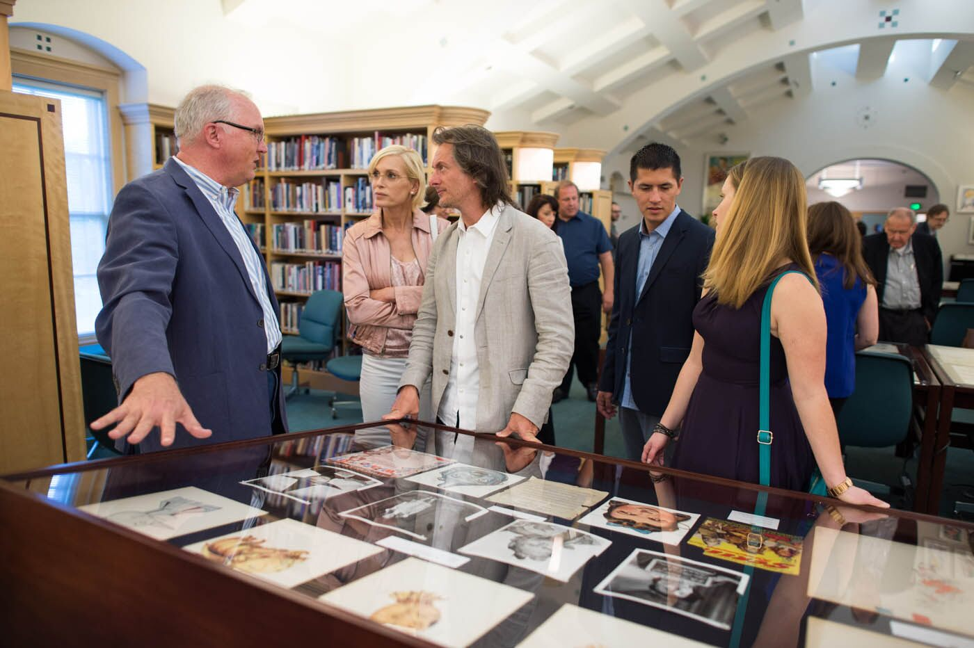 Academy Museum Founding Supporters and Friends Reception, July 22, 2015