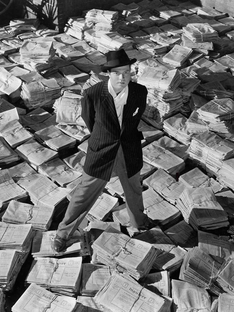 Orson Welles' Citizen Kane : an analysis : an honors thesis [(HONRS 499)]