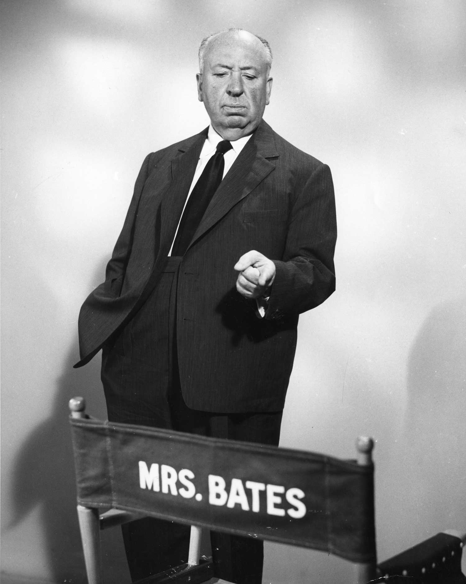 "The true nature of Norman Bates' mother was kept heavily under wraps by Alfred Hitchcock during the production and promotion of ""Psycho."""