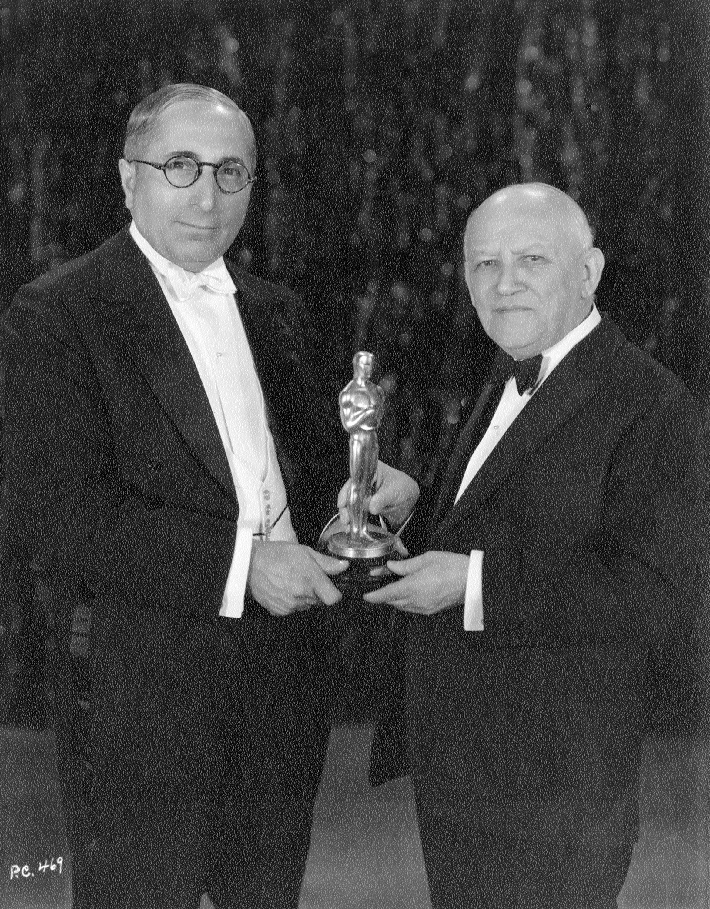 Carl Laemmle, Louis B. Mayer