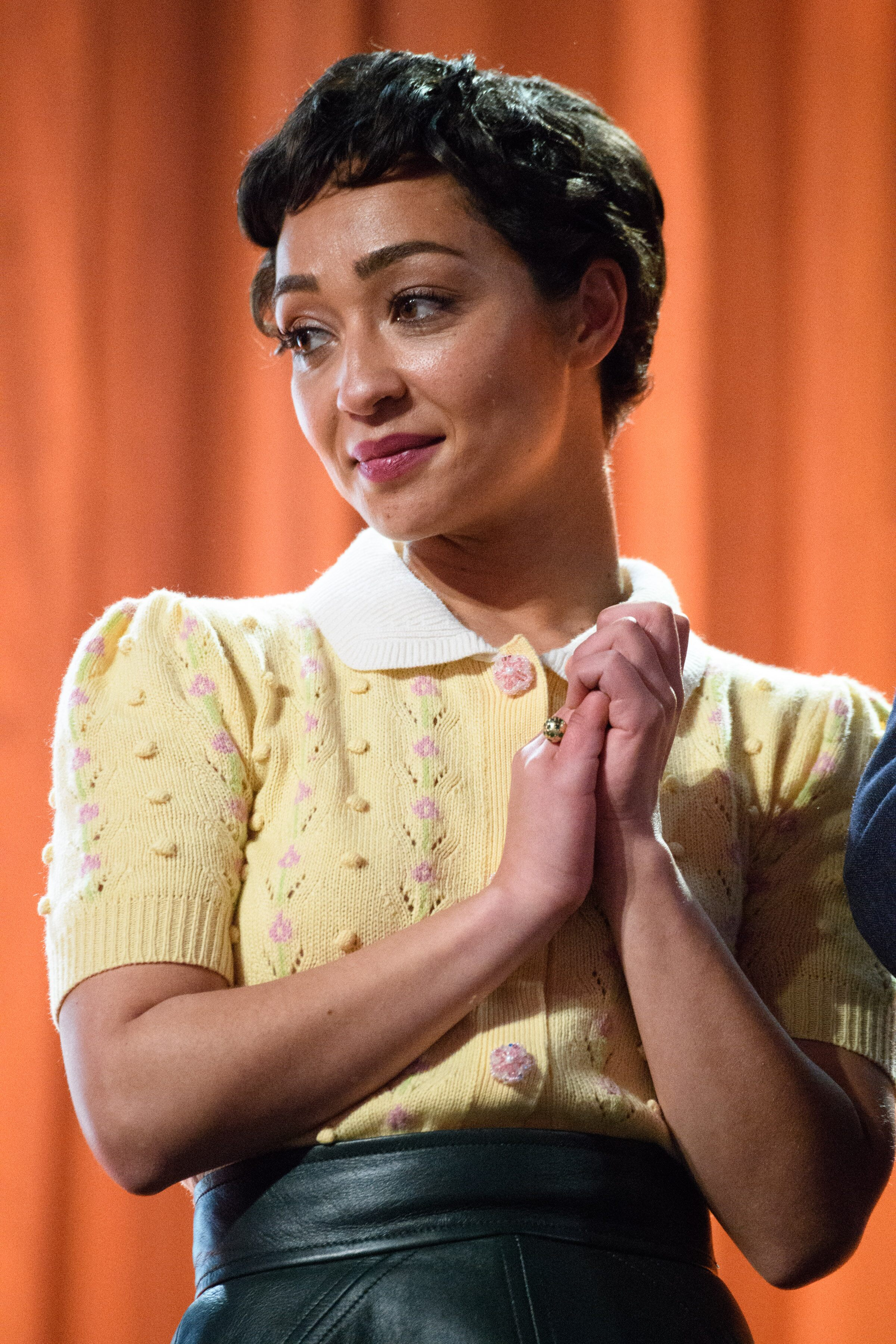 Oscar nominee Ruth Negga