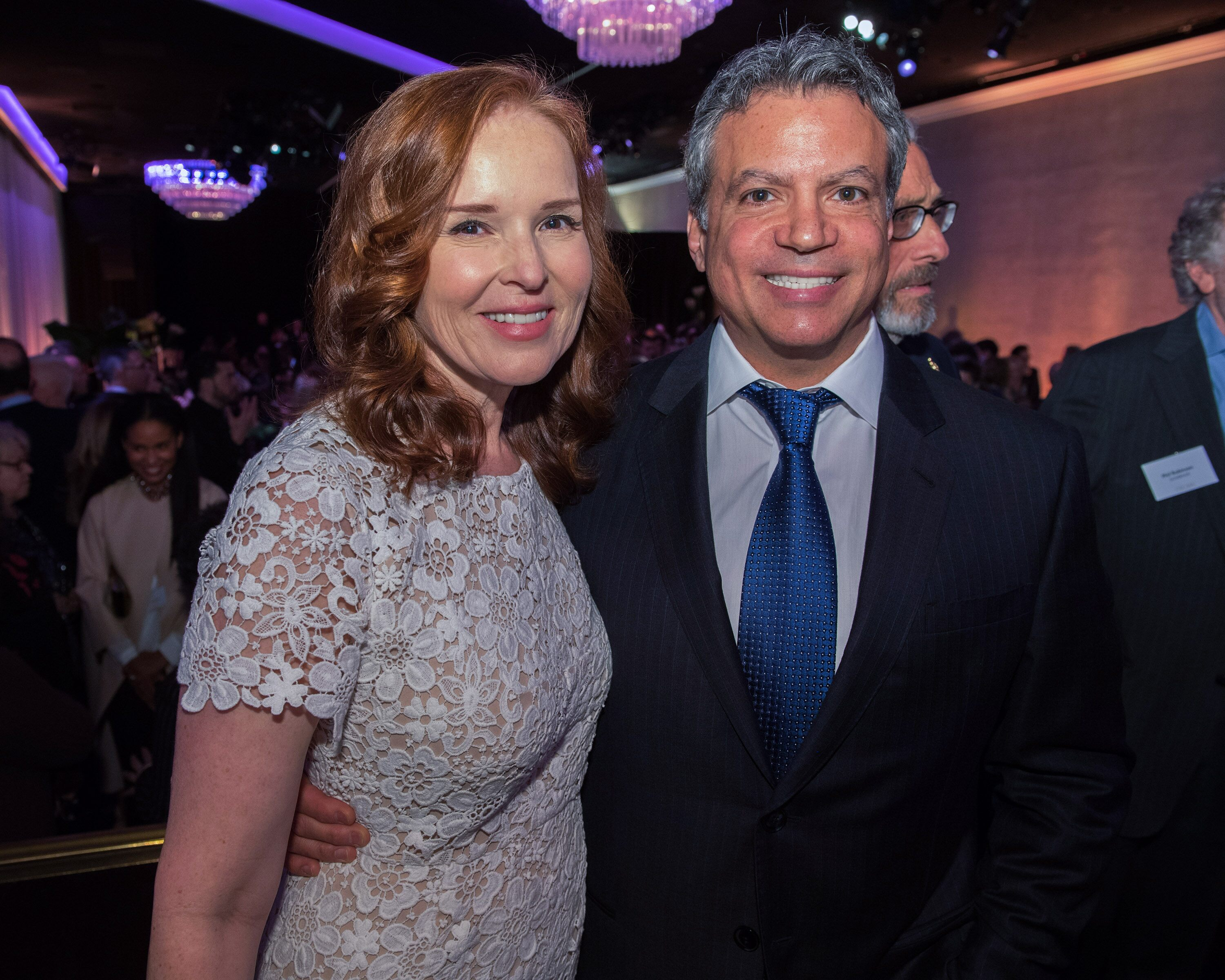 89th Oscars producers Jennifer Todd and Michael De Luca