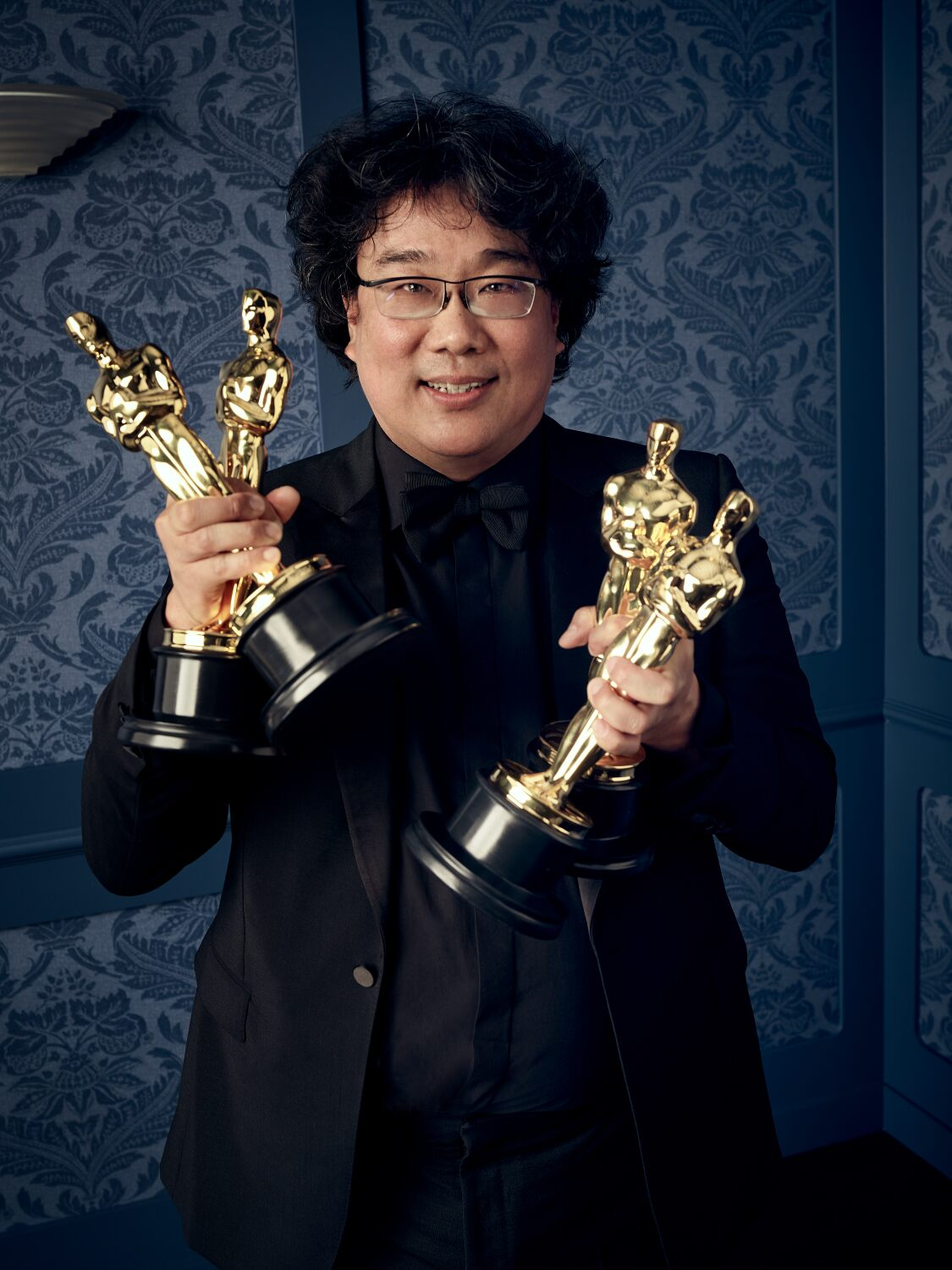 "Best Picture, Best Directing, Best International Feature Film, Best Original Screenplay for ""Parasite"""