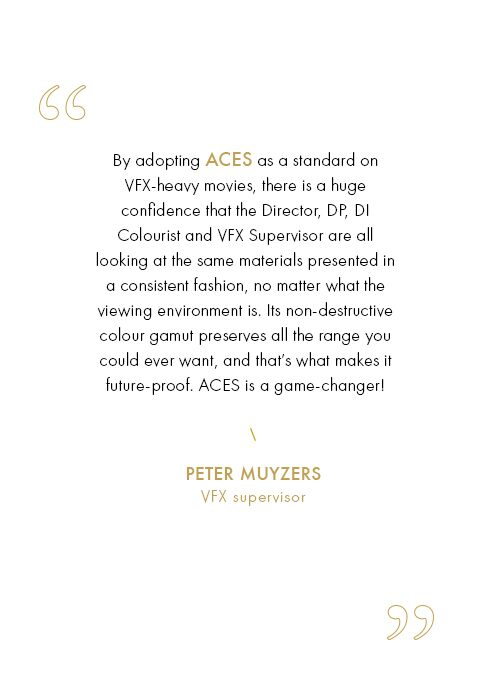 ACES | Oscars org | Academy of Motion Picture Arts and Sciences