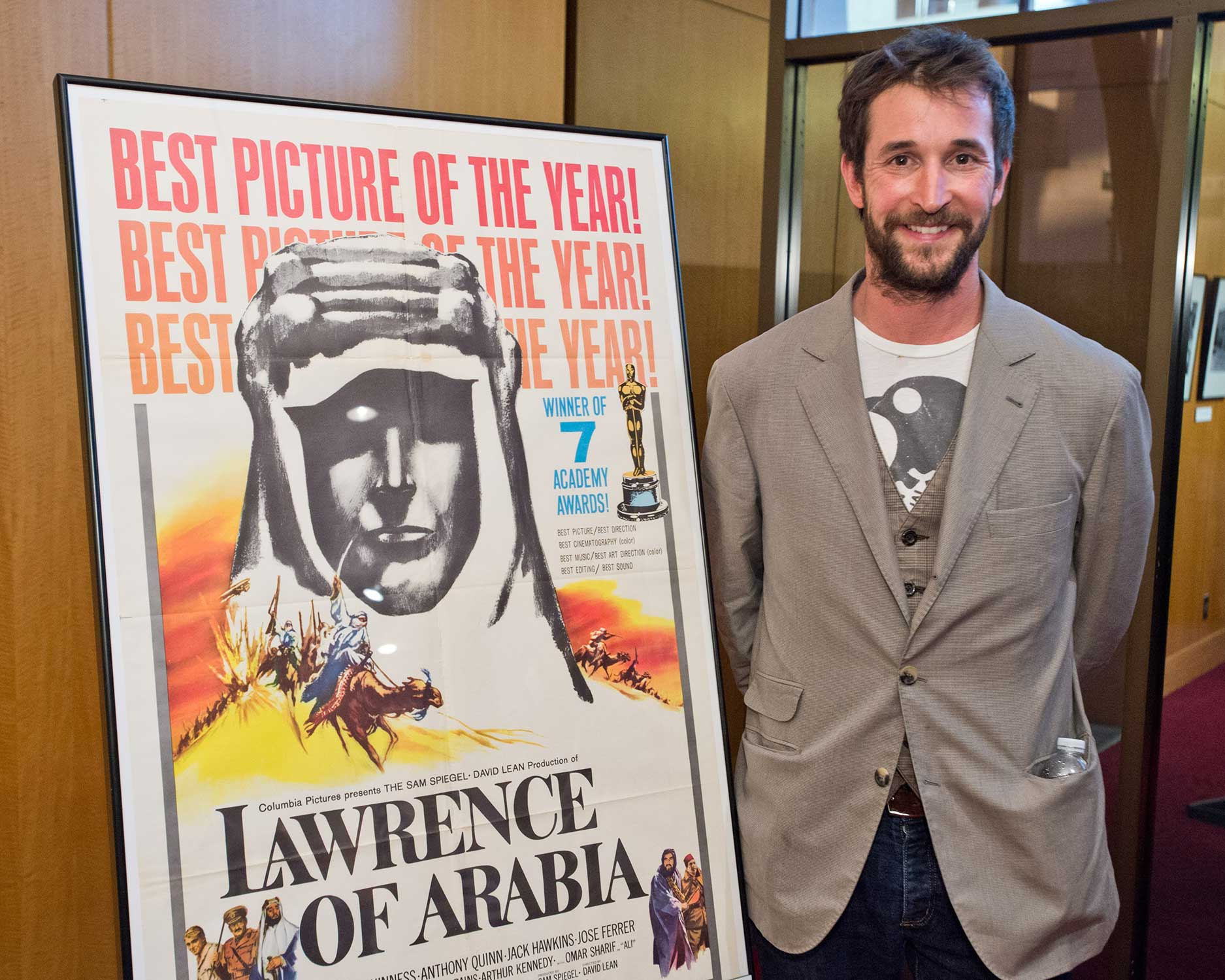 """Lawrence of Arabia"" New 50th Anniversary 4K Digitial Restoration"