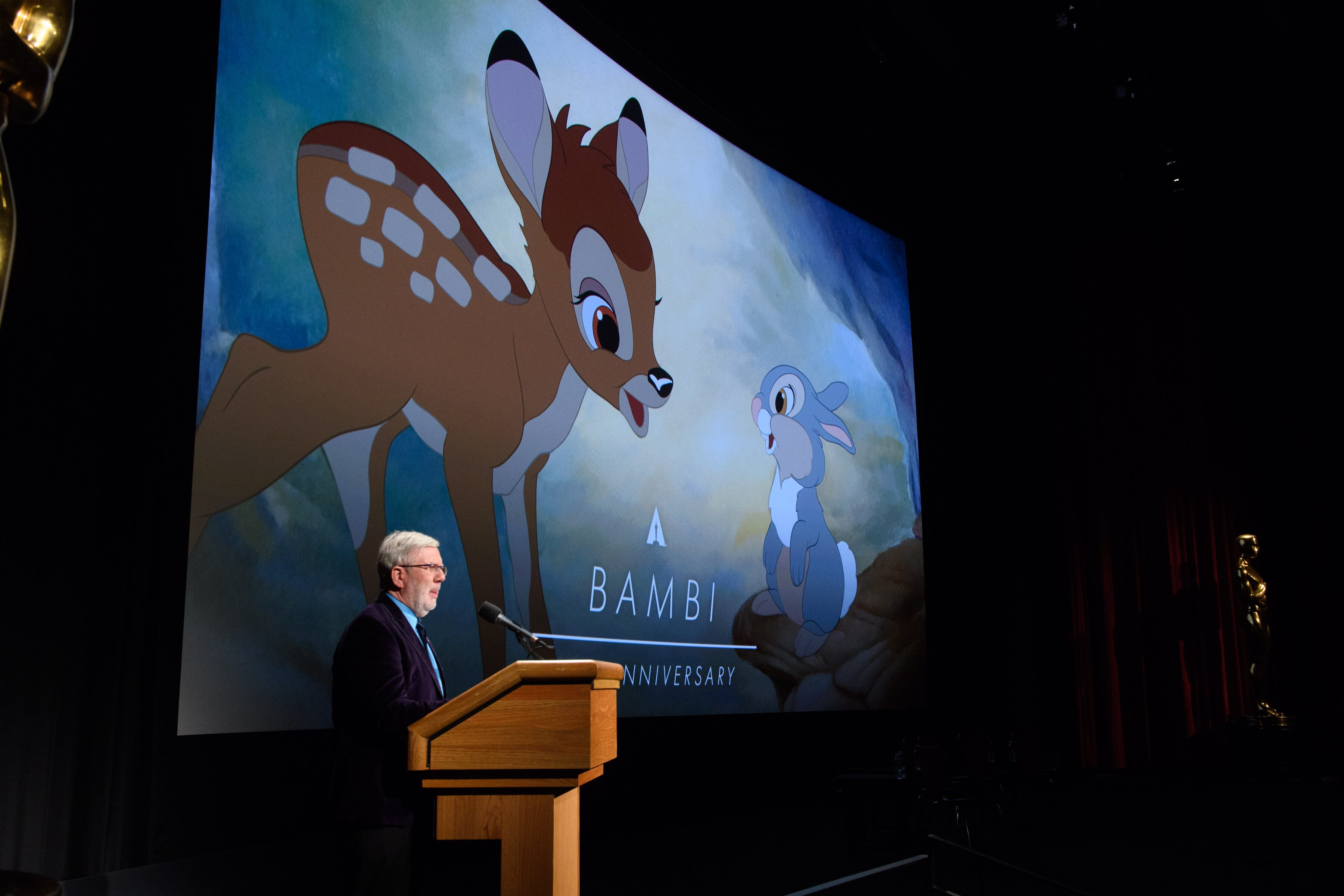 75th Anniversary of BAMBI (1942) | Oscars org | Academy of Motion