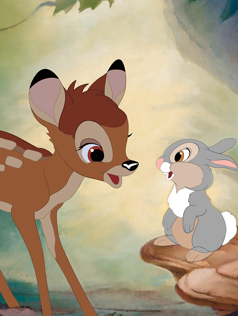 Image Galleries For Lionaid Campaigns: 75th Anniversary Of BAMBI (1942)