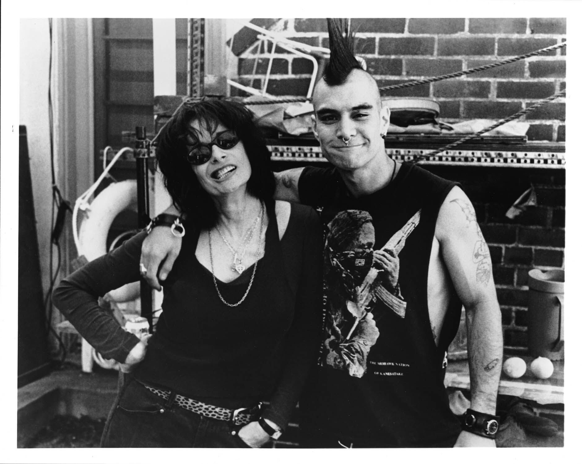 Director Penelope Spheeris