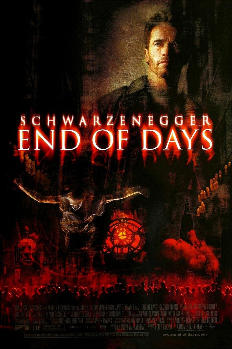 Movie Poster - End of Days
