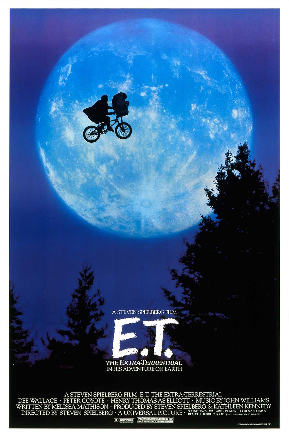 """E.T. The Extra-Terrestrial"""