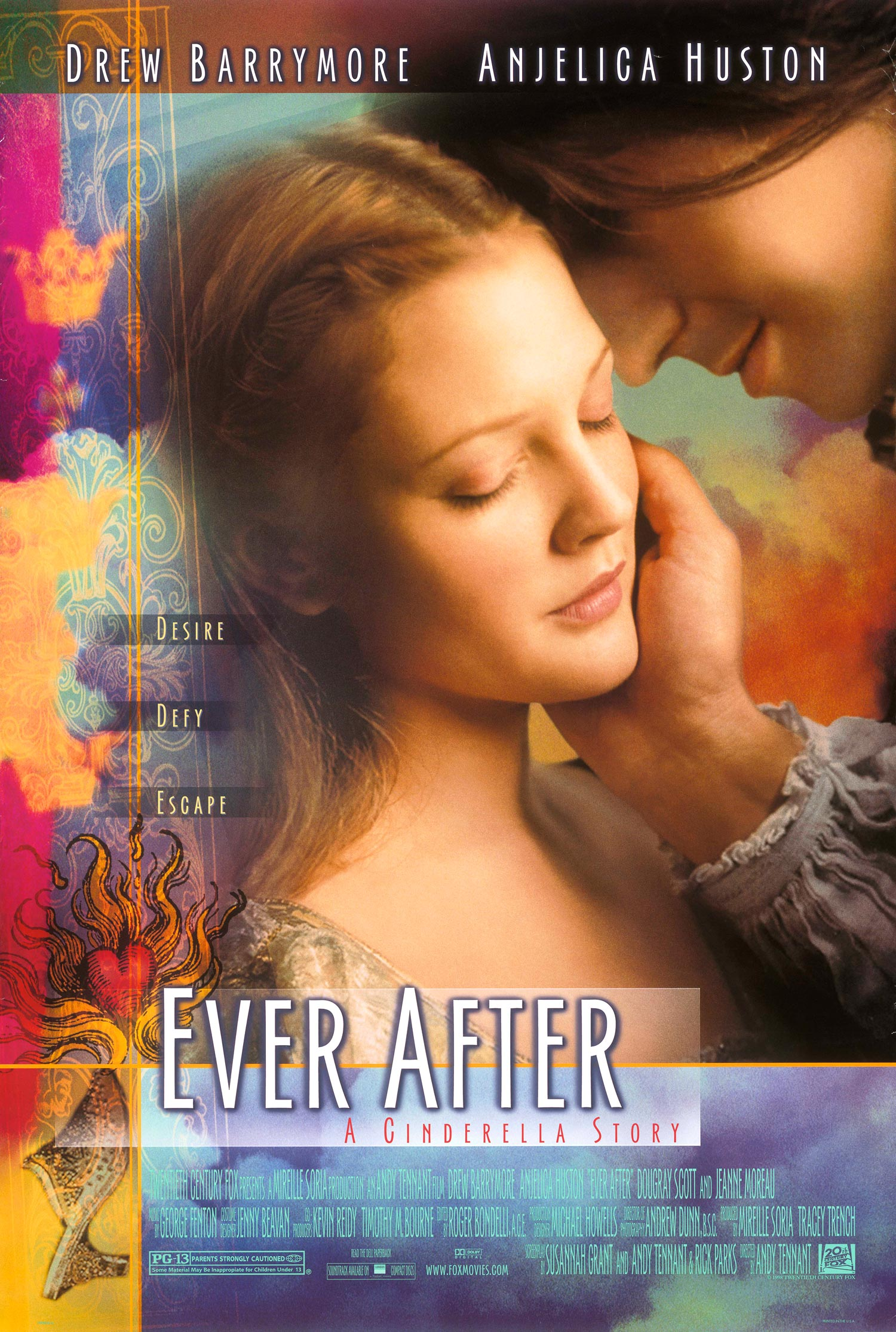 Movie Poster - Ever After: A Cinderella Story
