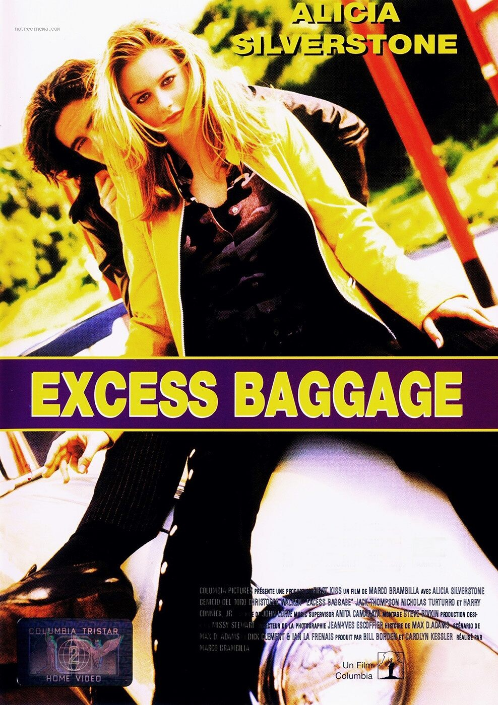 Movie Poster - Excess Baggage