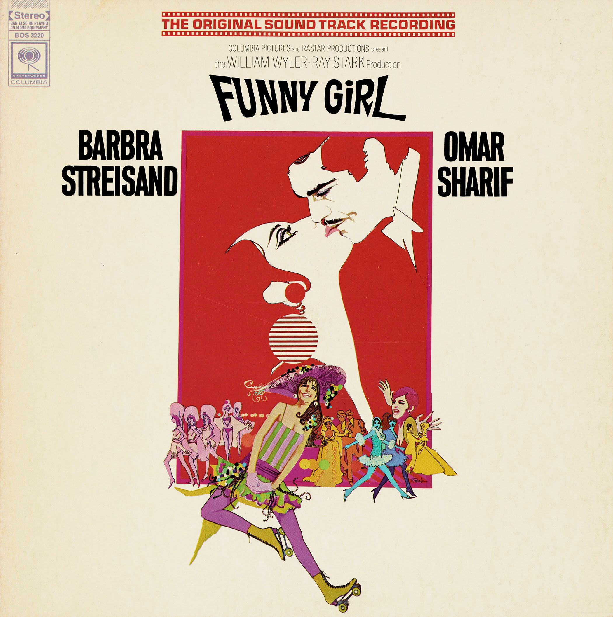 LP soundtrack cover