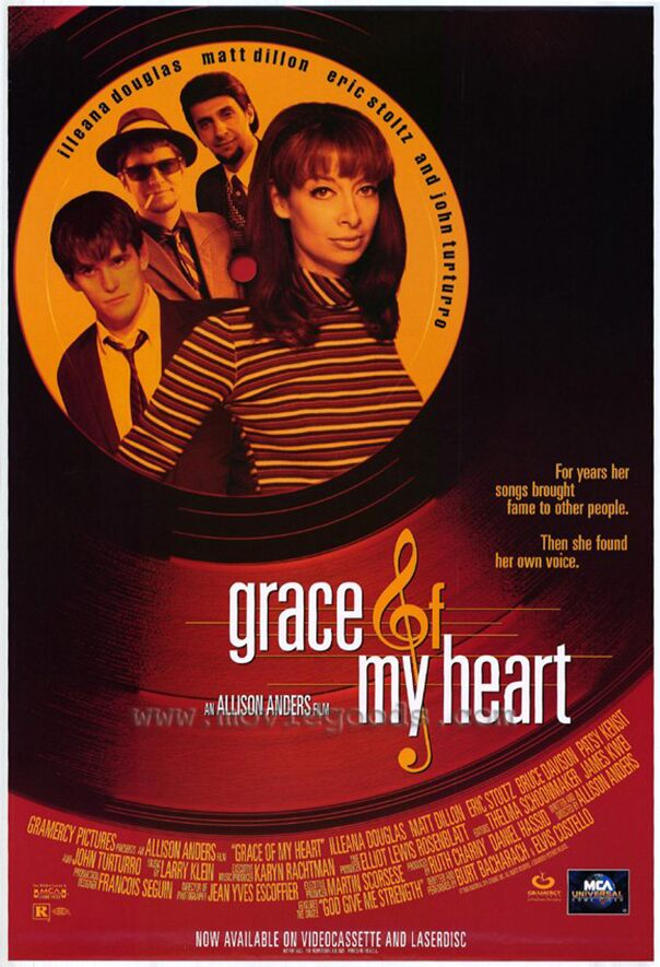 Movie Poster - Grace of My Heart