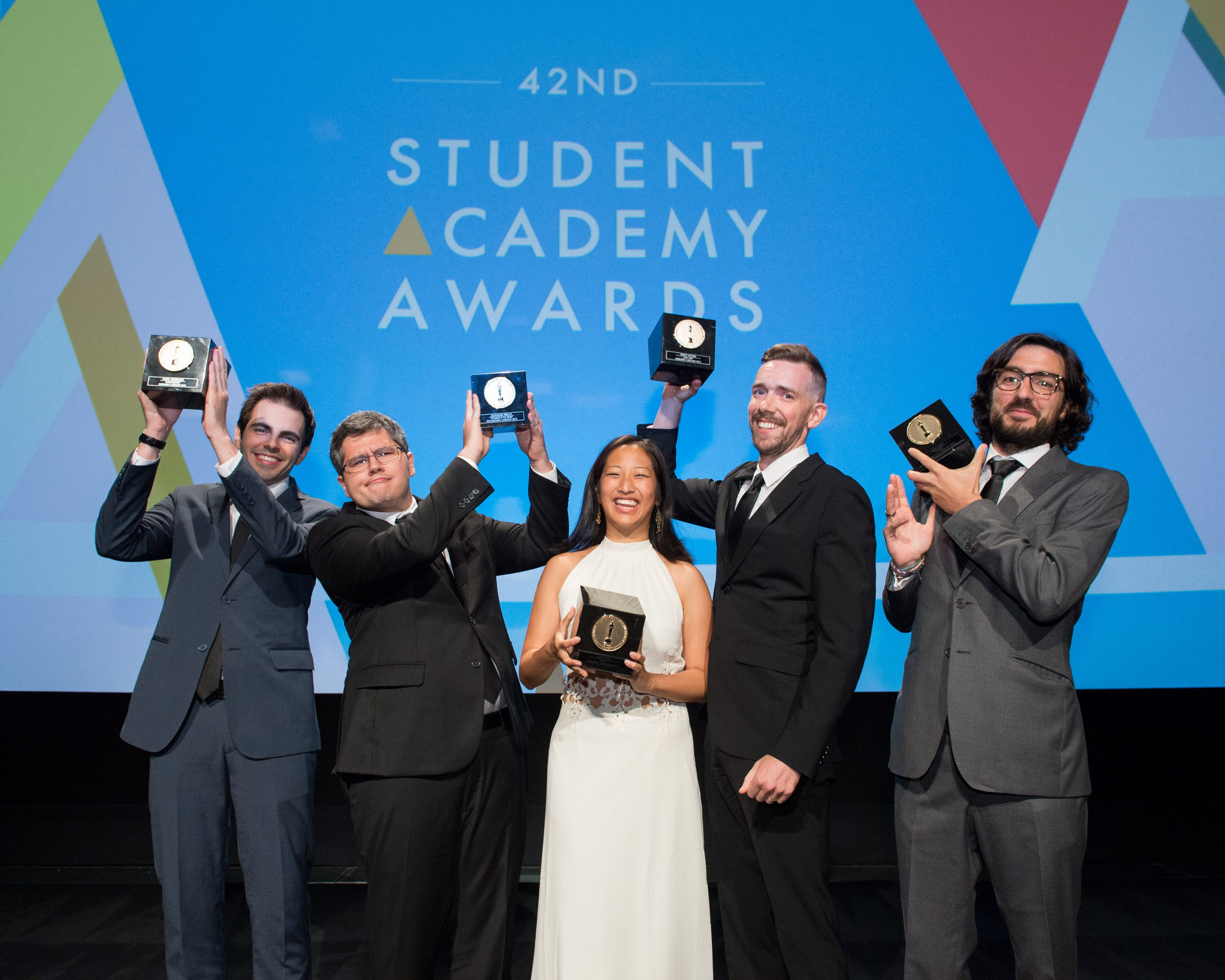 2015 Student Academy Awards Gold Medalists