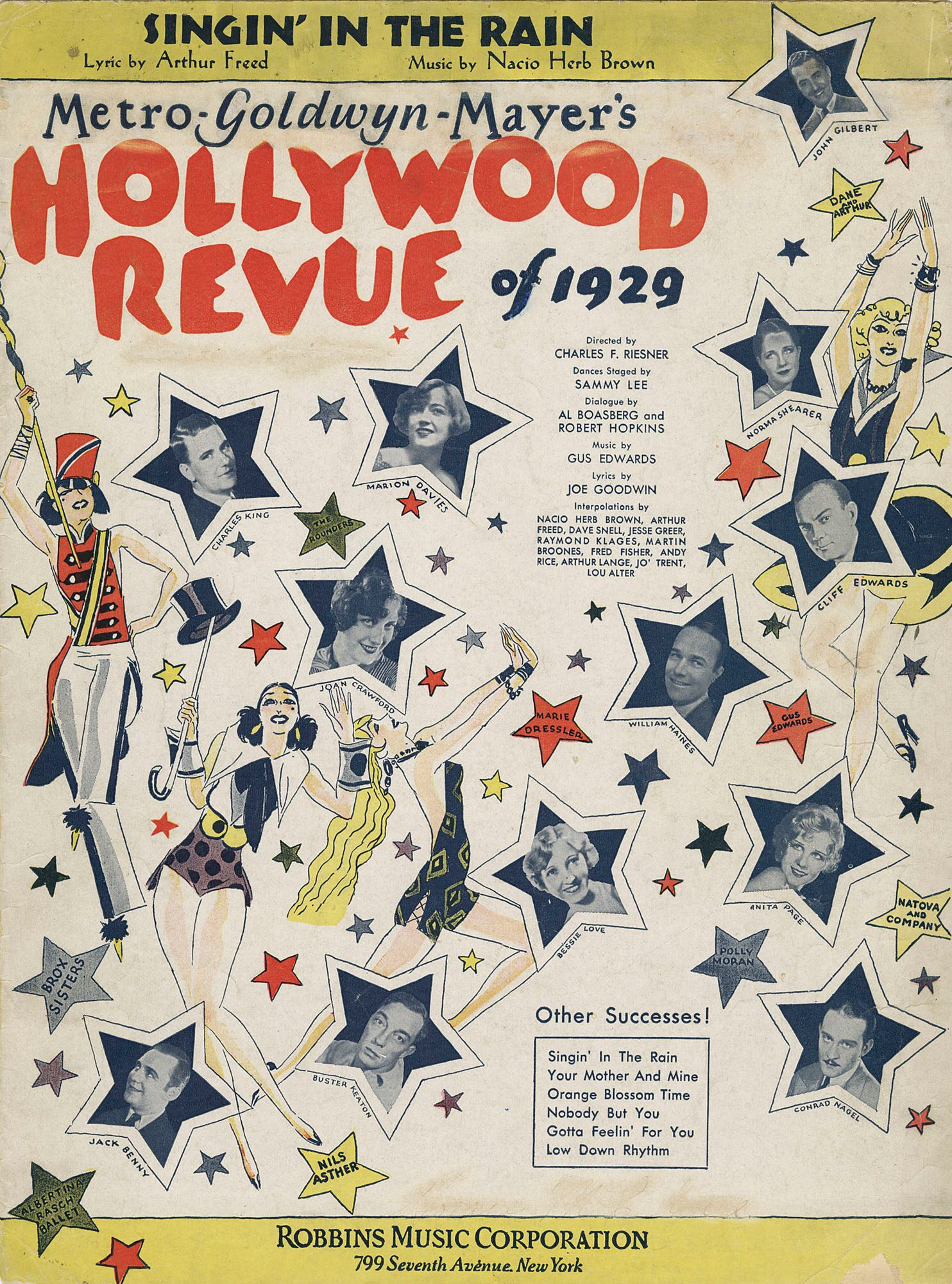 Written by Arthur Freed and Nacio Herb Brown