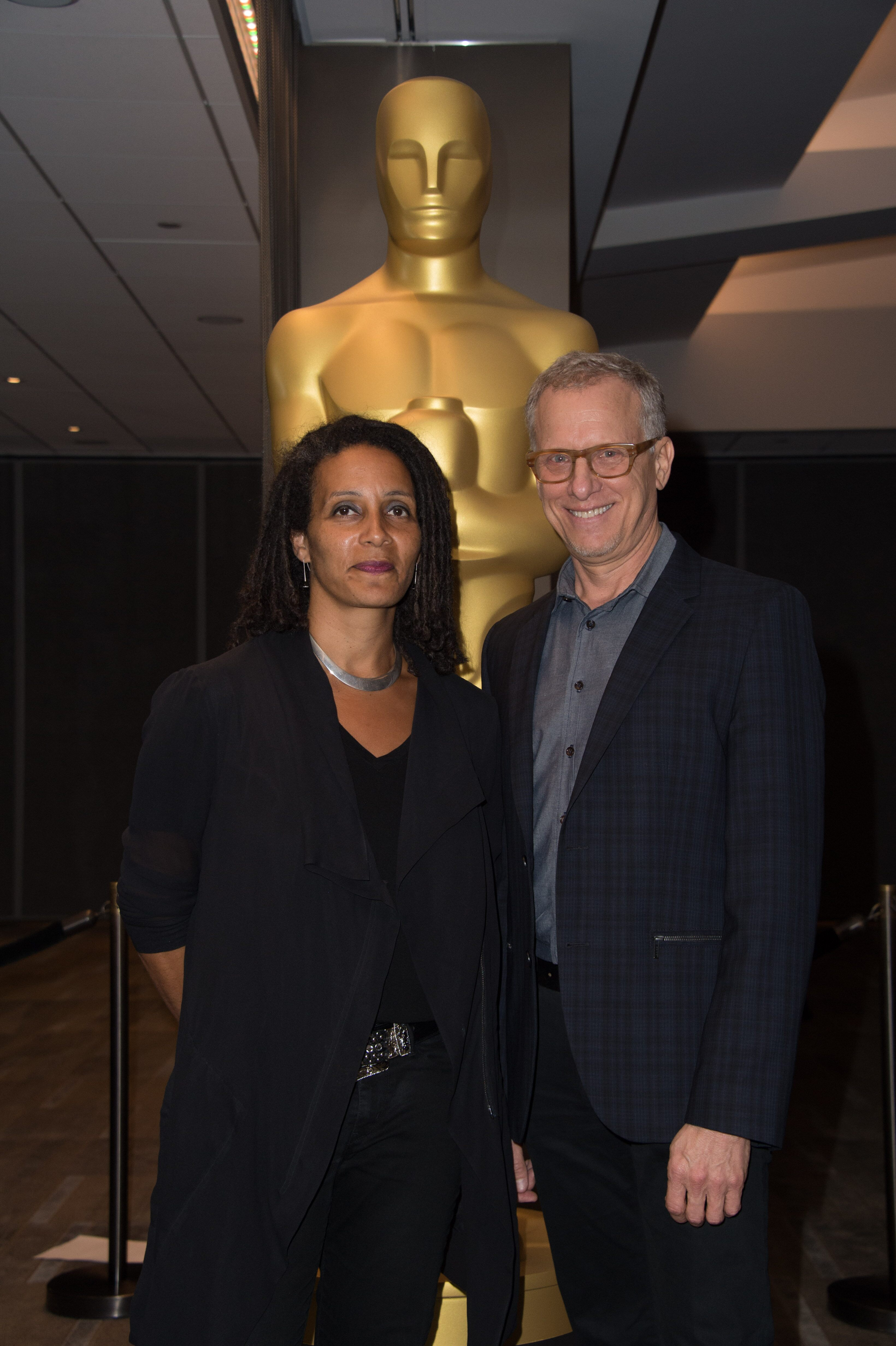 Co-hosts, Oscar Week: Docs