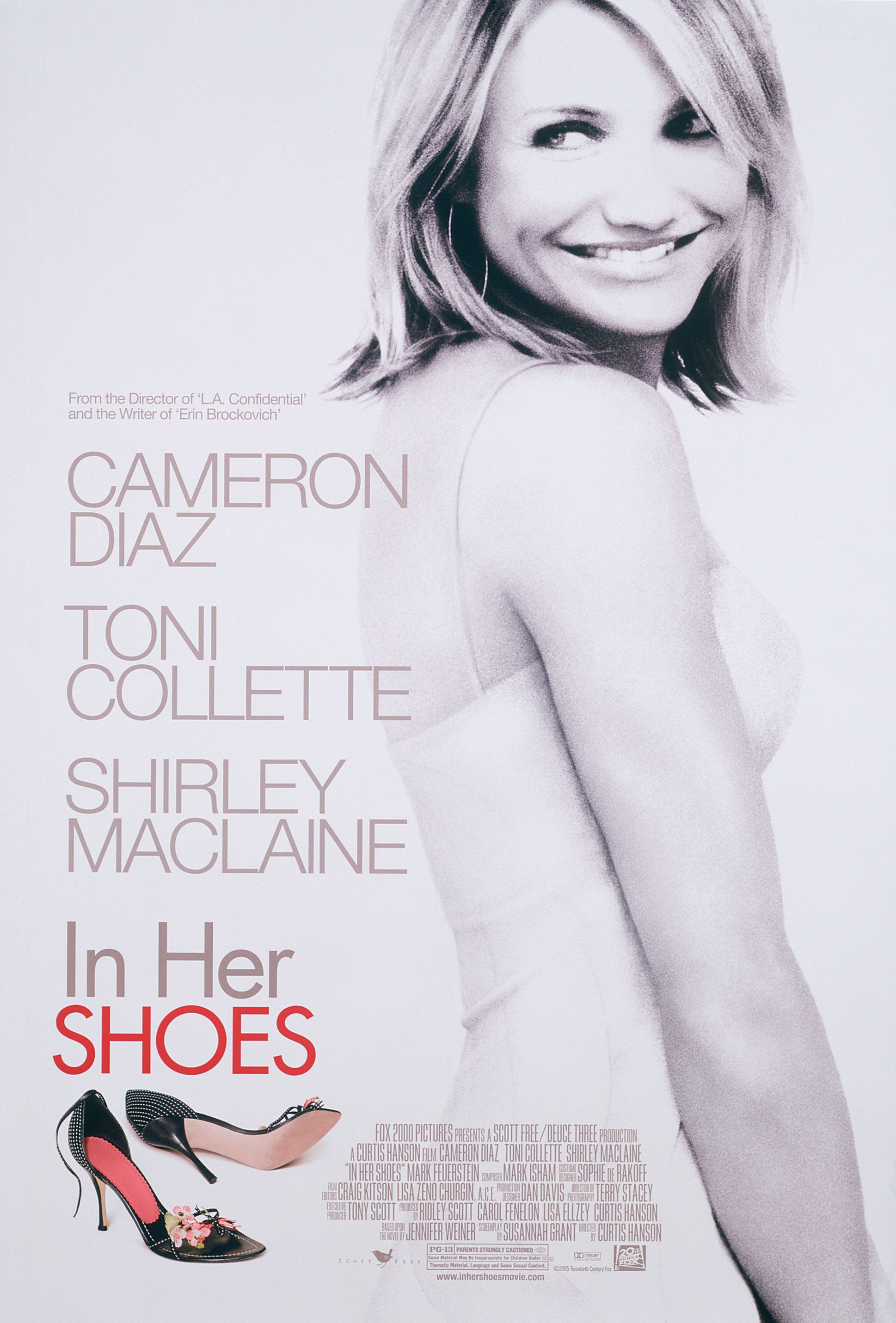 Movie Poster - In Her Shoes