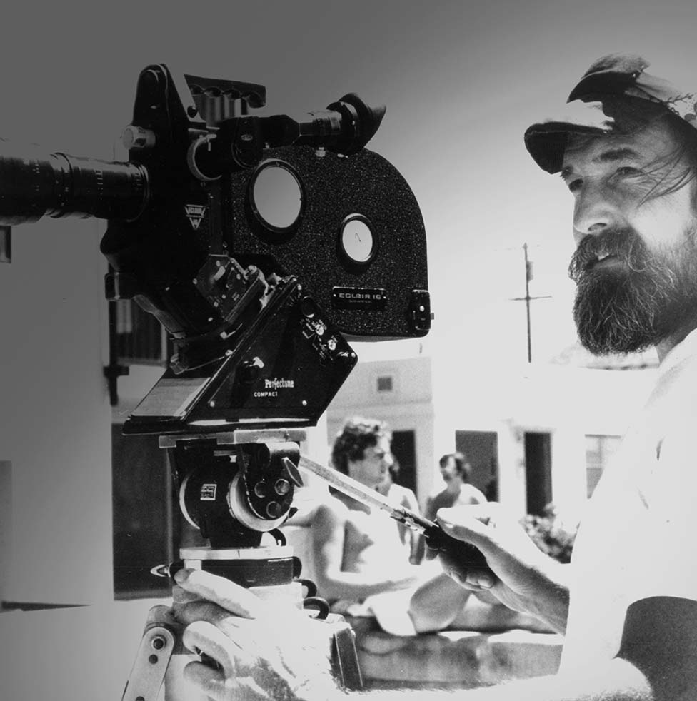 An Academy Salute to Les Blank