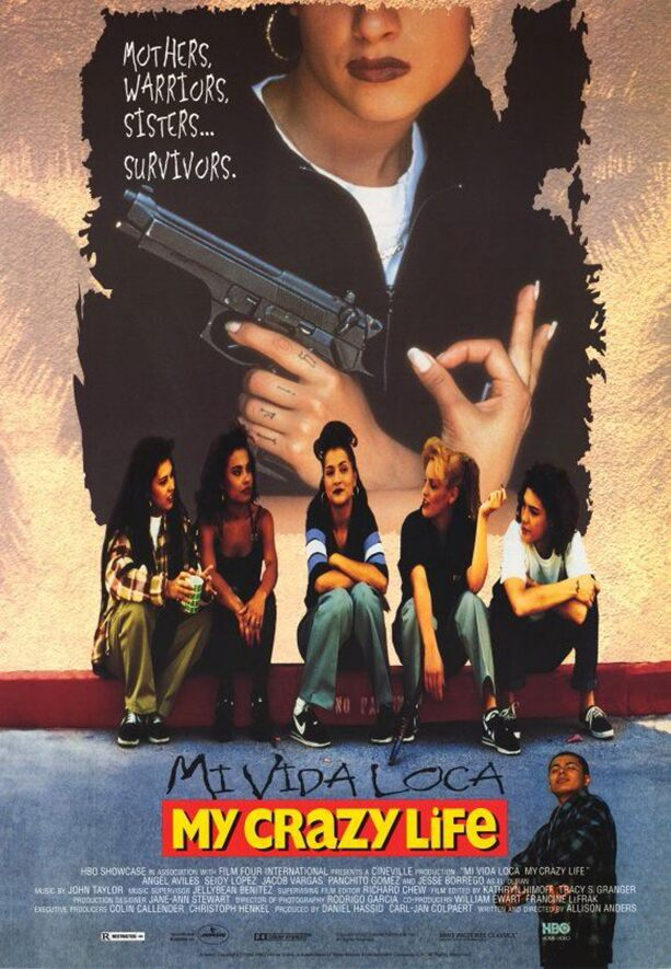 Movie Poster - Mi Vida Loca
