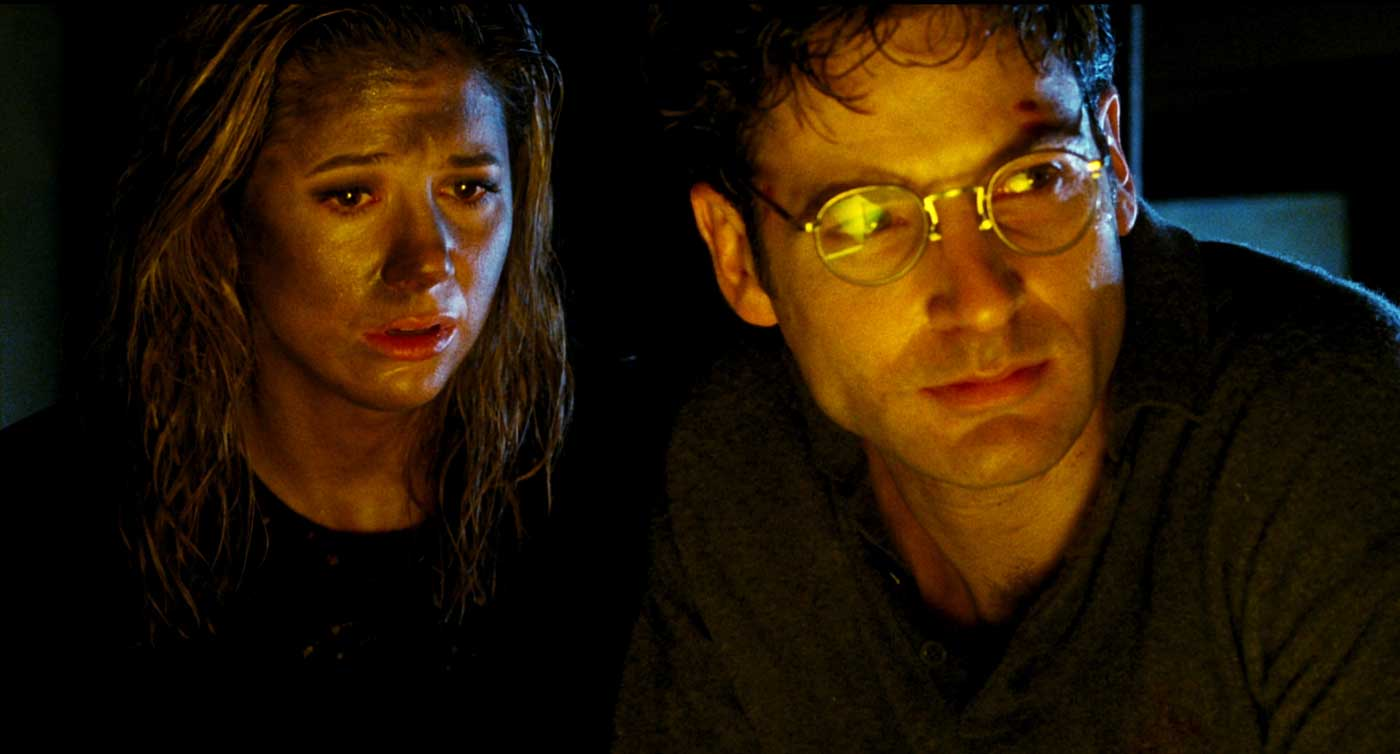 In Guillermo del Toro's first American production, Mimic (1997), the two actors are pitted against an evolving, subterranean insect race.