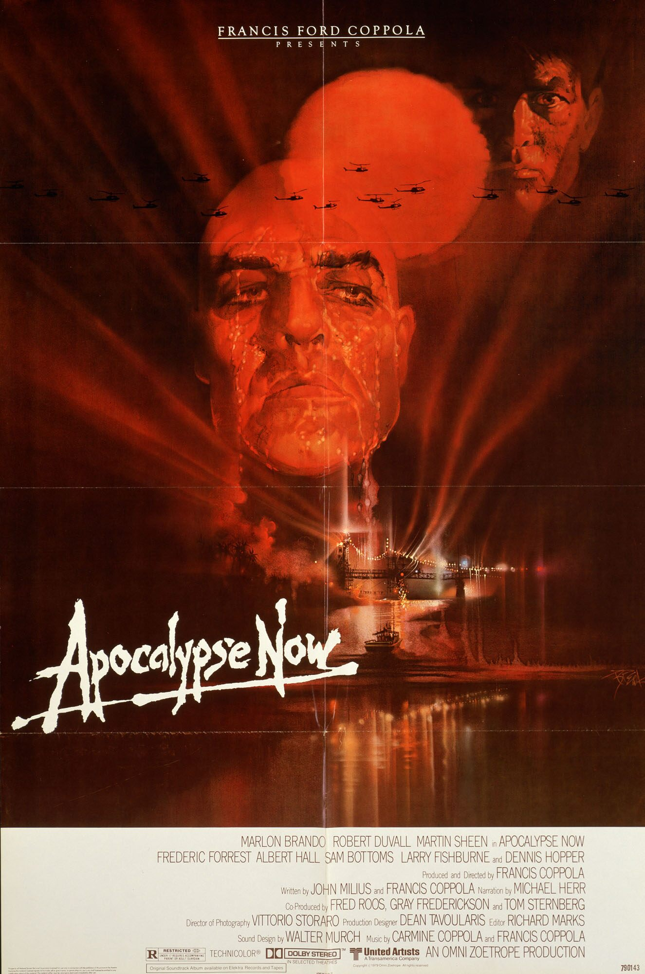 Apocalypse Now's Movie Poster