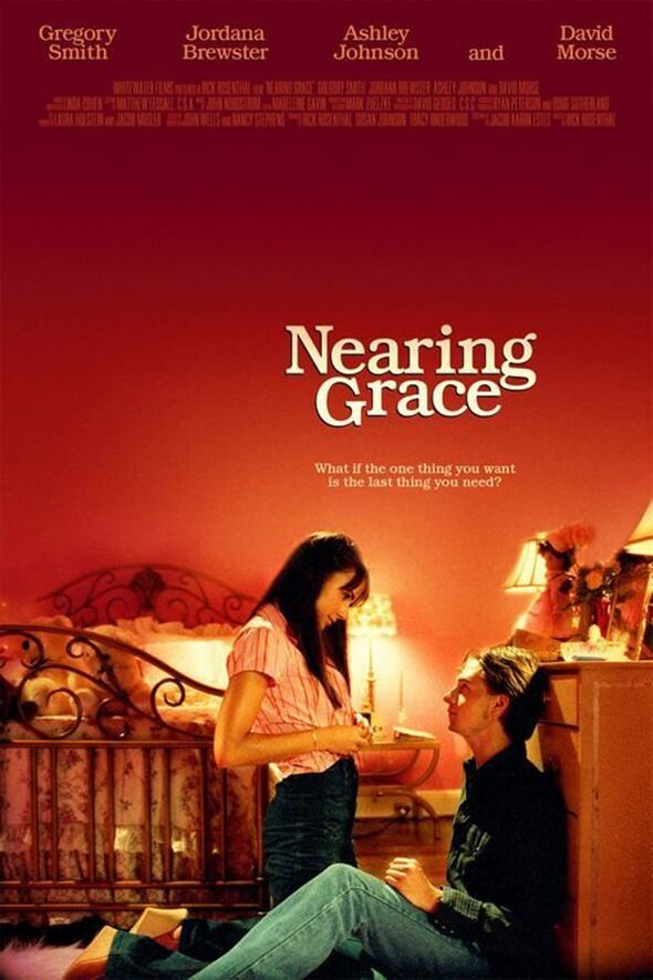 Movie Poster - Nearing Grace